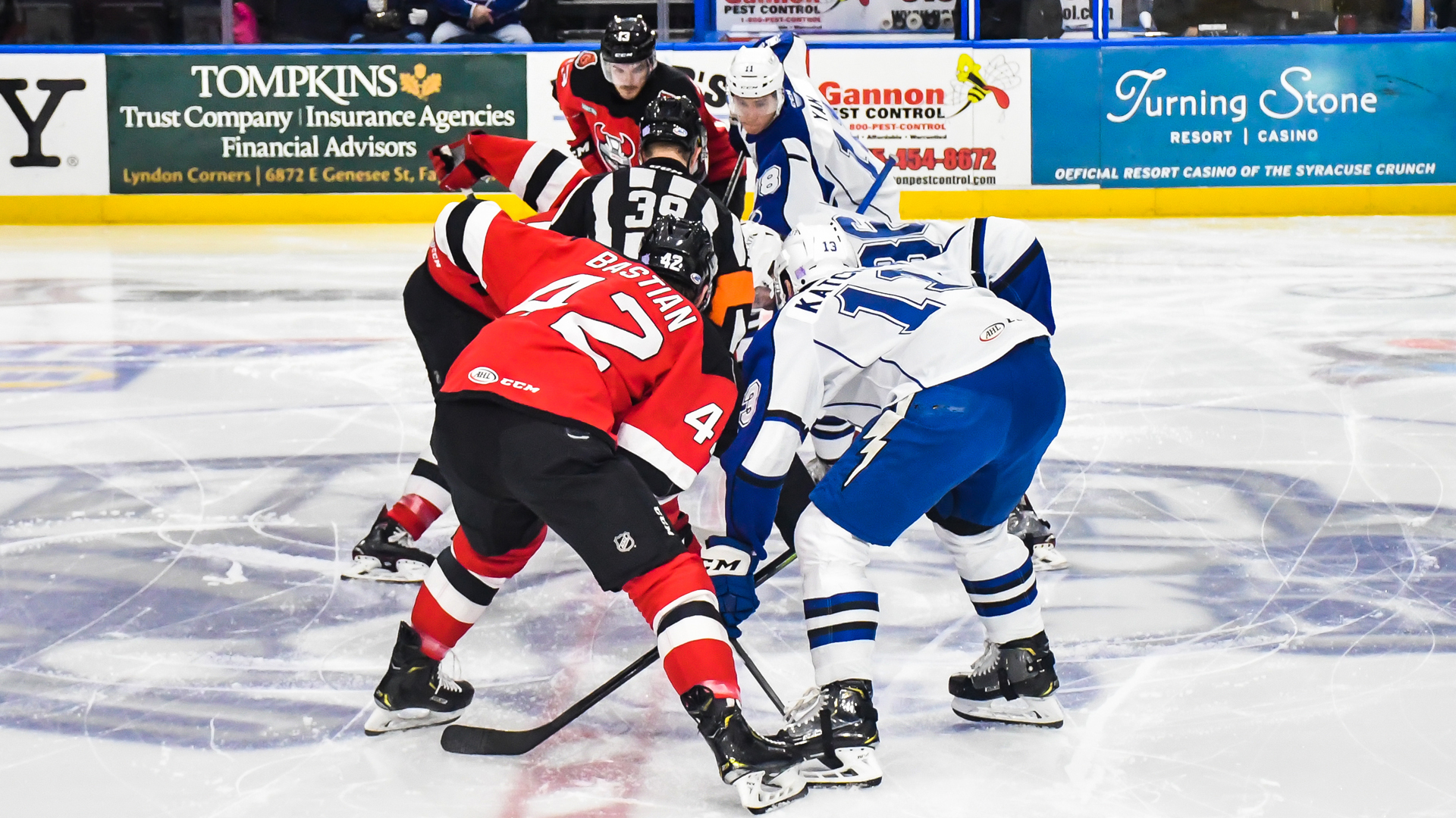 Game 16 Preview  Syracuse Crunch vs. Binghamton Devils - Syracuse Crunch 4e3350f1c5f