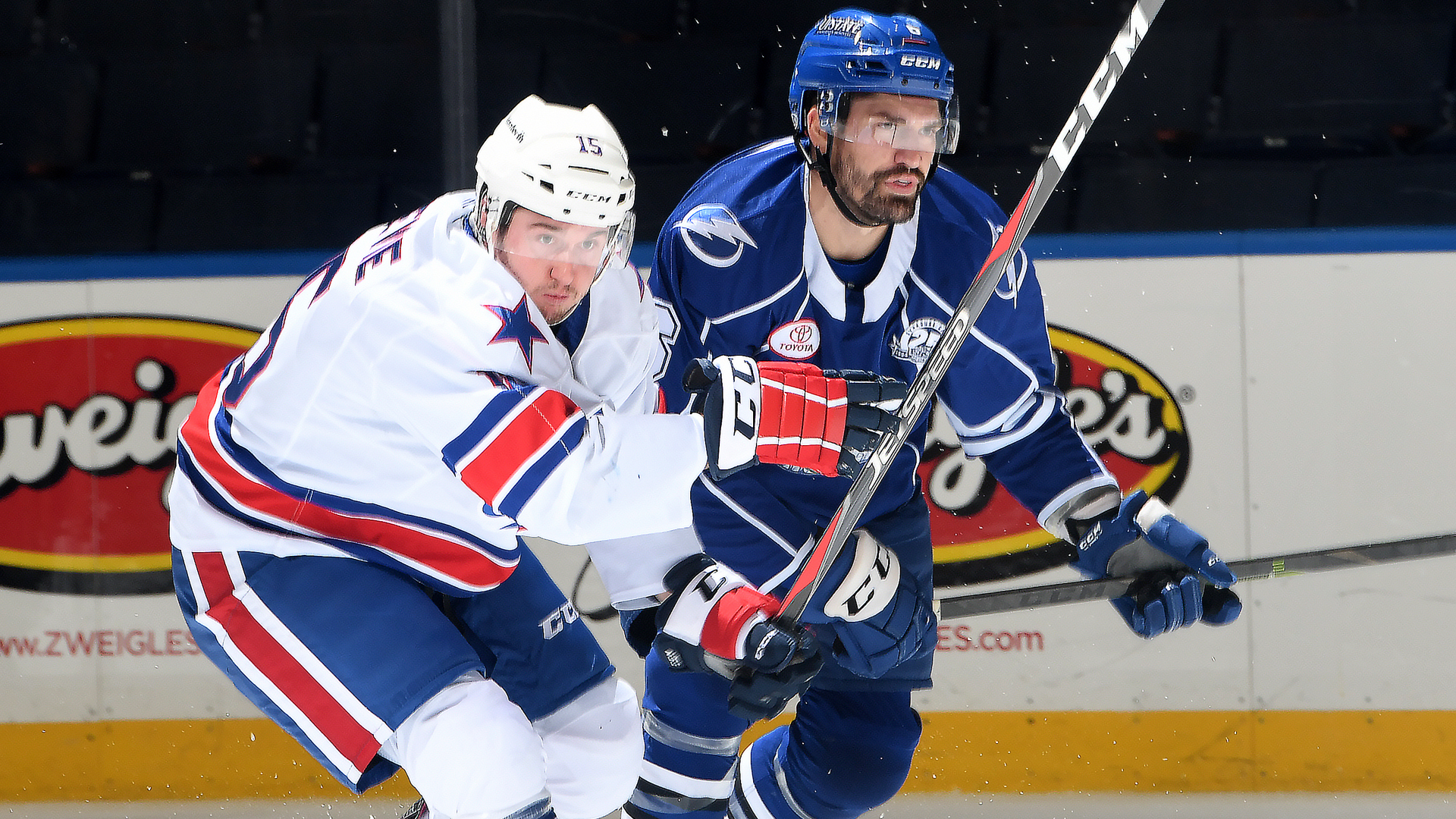 Game 10 Preview Syracuse Crunch At Rochester Americans Syracuse