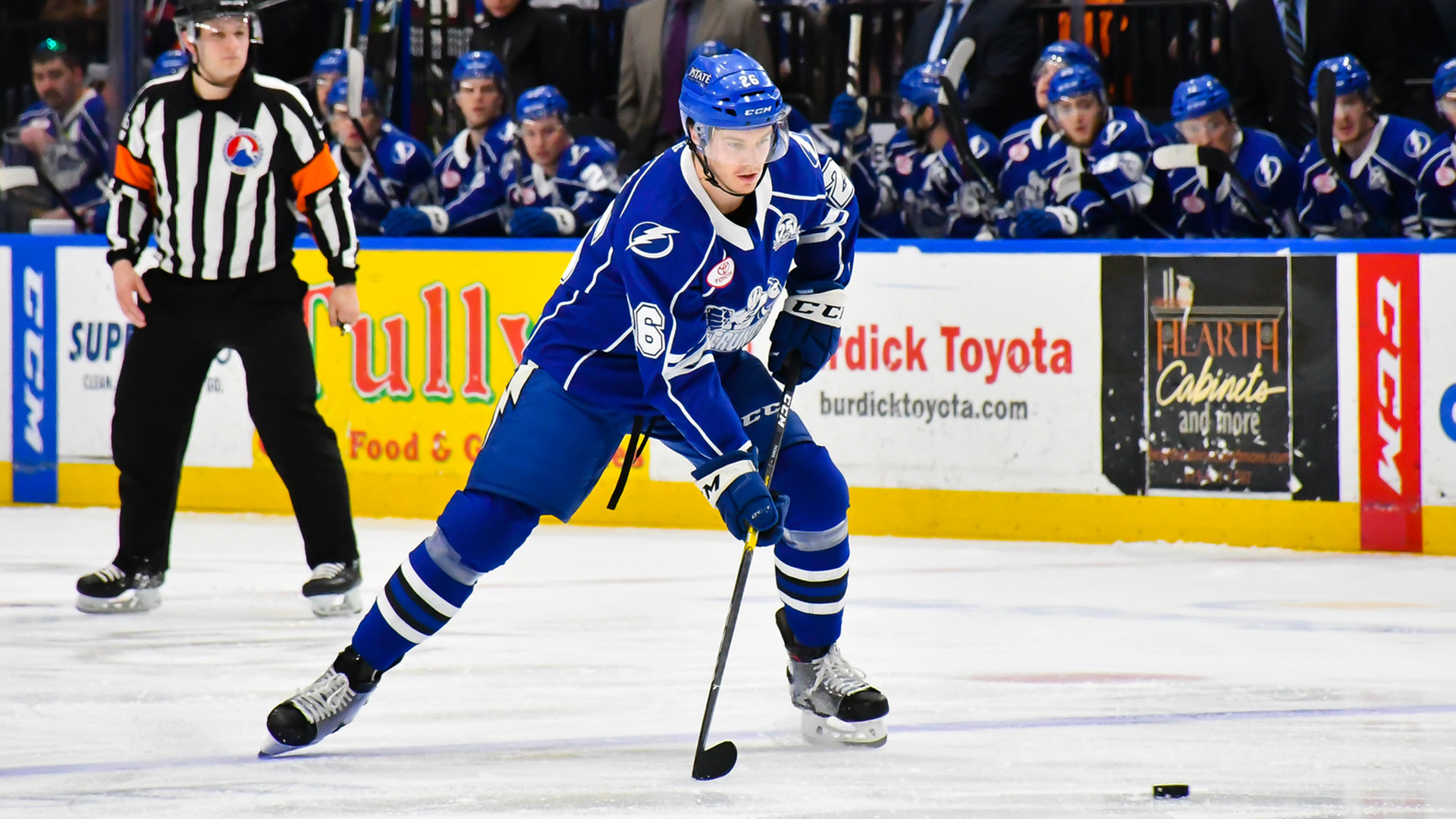 Syracuse Crunch Official Athletics Website