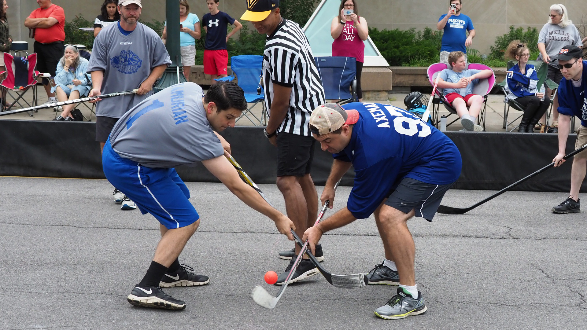 Syracuse Crunch Announce Street Crunch Media Game Rosters