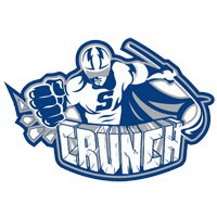 Syracuse Crunch Team Logo Calder Cup playoff team 2019